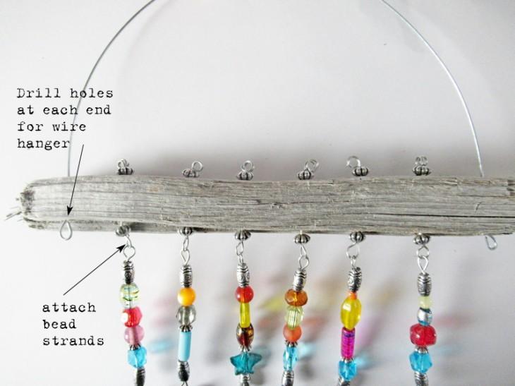 driftwood wall hanging hanger info