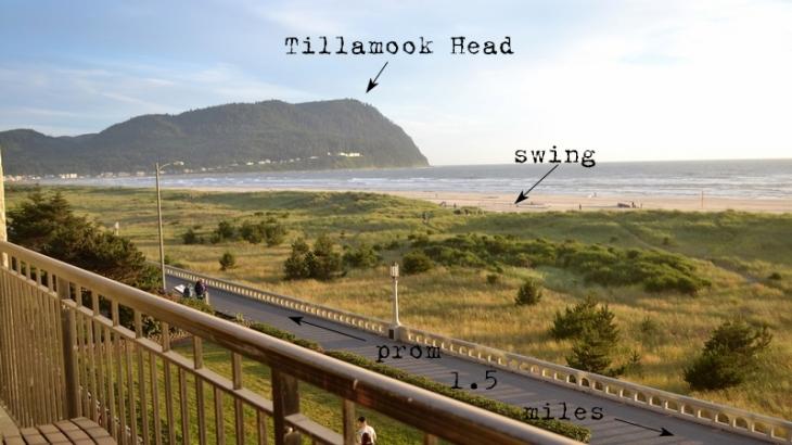 seaside beach info