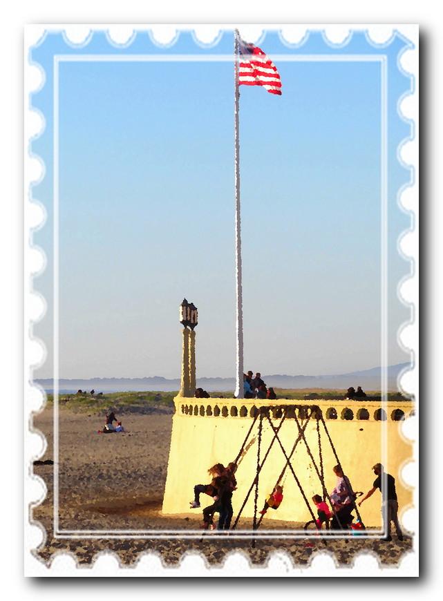 seaside swings card feature
