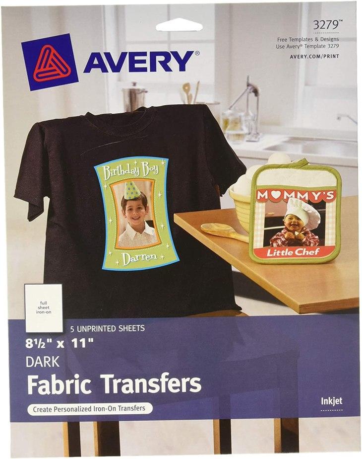 avery dark fabric