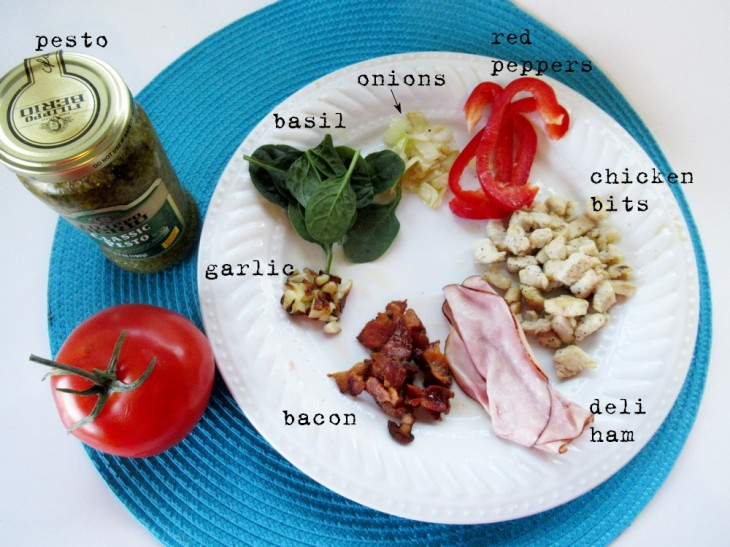 gluten free pizza toppings
