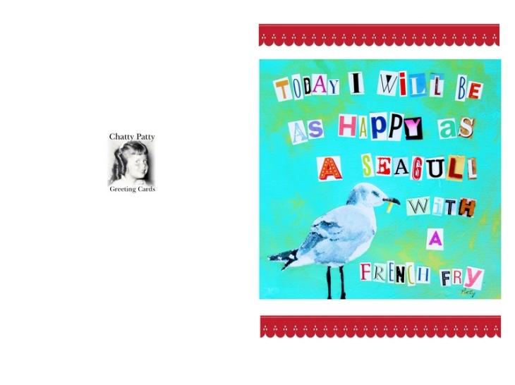 seagull photo for pdf